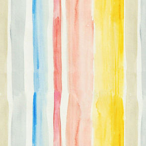 Bright Stripes (Larger Scale)