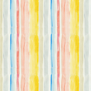 Bright Stripes (Medium Scale)