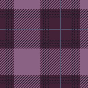 Shade of Purple Plaid V01