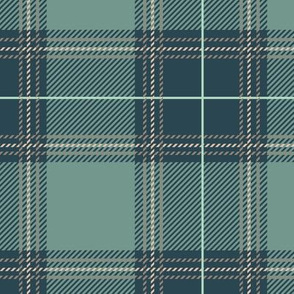 Moss Green Plaid V01