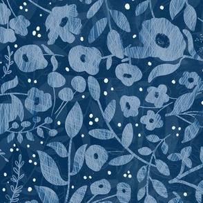 Le Fluer blue