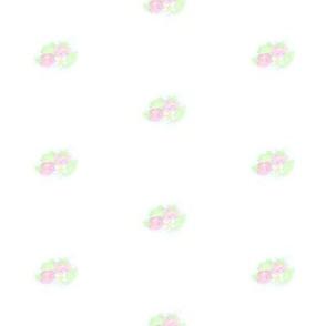 watercolour strawberry light