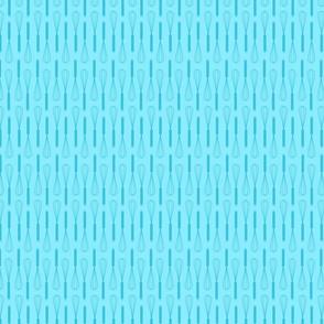 whisks on blue