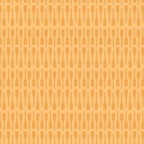 spatulas on orange