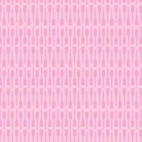 spatulas on pink