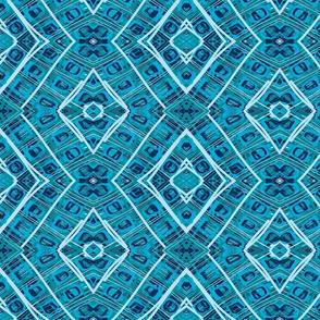 blue plaid second