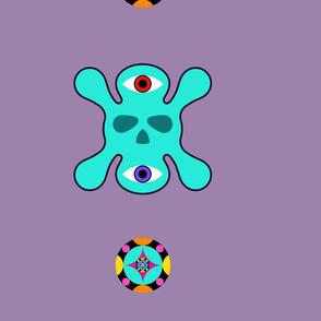 X Face Circle 2