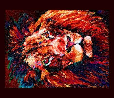Rpanel-mosaic-lion-brown-4-panels-fat-quarter-psmge_contest310337preview