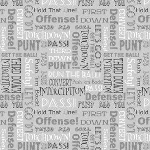 football words 2 grayscale