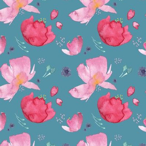 Joy |Spring Fields |Renee Davis