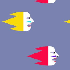 Flying Head 3