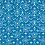 Shining Star* (Blue Liz) || stars geometric superstar disco 70s 80s pop art