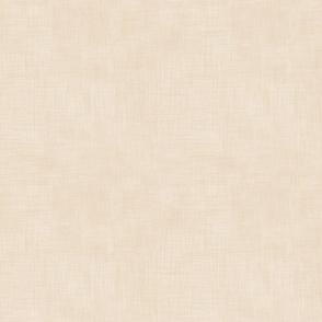Retro Linen Texture - Solid  Tan