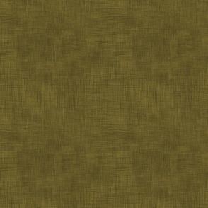Retro Linen Texture - Olive