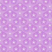 Shining Star* (Lavender Disaster) || stars geometric superstar disco 70s 80s pop art pastel purple