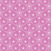 Shining Star* (Pink Liza) || stars geometric superstar disco 70s 80s pop art