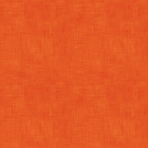 Retro Linen Texture - Solid Red