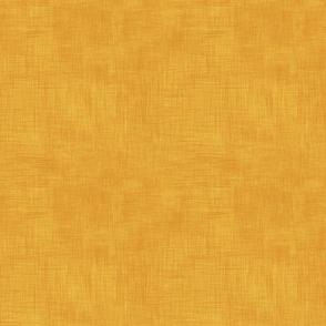 Retro Linen Texture - Solid Yellow