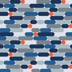 soft tetris blue