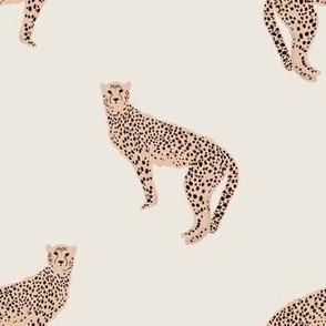Sand Cheetah Iveta Abolina