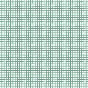 "4"" Green Squares"