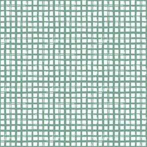 "8"" Green Squares"