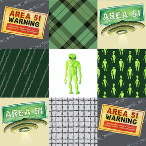 Cheater Quilt Area 51