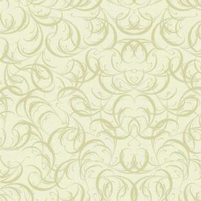 swirl_wallpaper_straw_lemon