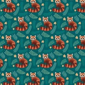 Red Pandas (medium scale)