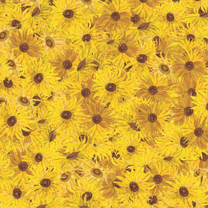 Van Gogh Sunflower full