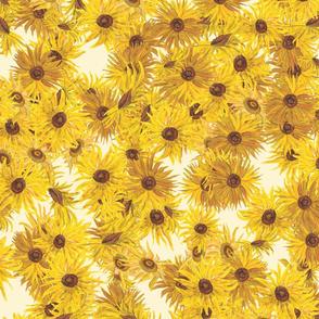 Van Gogh Sunflowers full