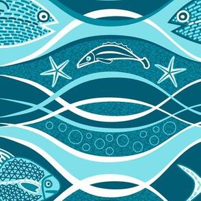 Ocean Life (Lagoon)
