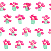 Mil flores (Green)