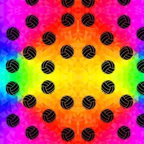 Volleyball Rainbow