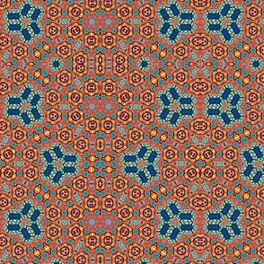 Zorada Tiled Walls