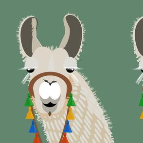 llama - hike _ pack 1