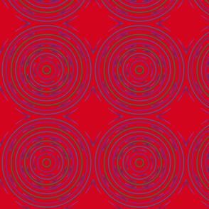 Red maze
