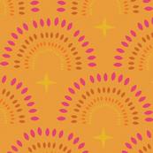 Sunshine Rainbow-Orange-XL
