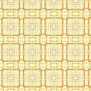 Citrus Splashes on Terrace Tiles
