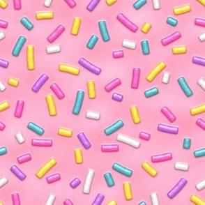 Sprinkles Pink Glaze