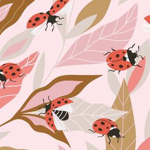 Ladybugs (large scale)