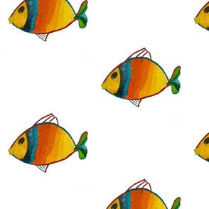 Harleys fish-ed