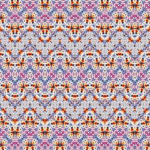 Random Jagged Lace Zigzags