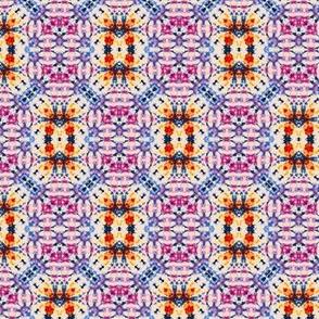 Pink Bubble 8's & Diamond Lace
