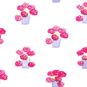 Mil flores (purple)