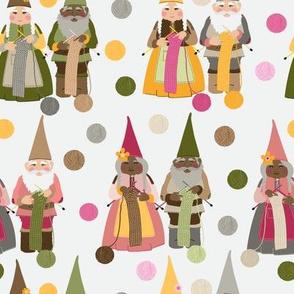 New Knitting Gnomes