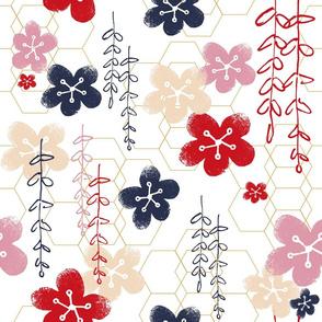 Kabuki Blossoms