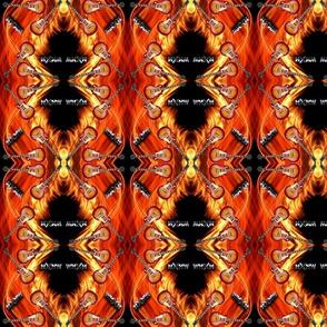 NxNW_Guitars_Flames_3.5x4.5 Mirror