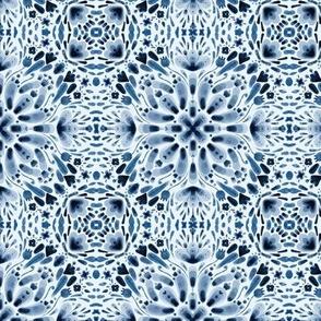 Classuic Blue Tile 150