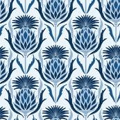 Thistle, Classic Blue